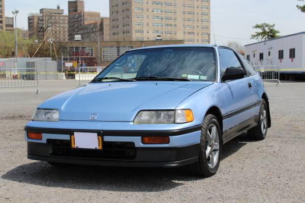 Clean 88 Crx Hf In Ny Might Need Oil